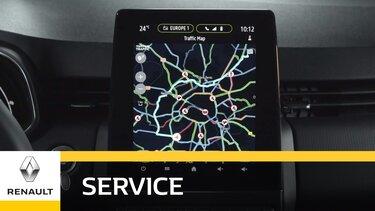 Renault Connect - Intelligente Navigation
