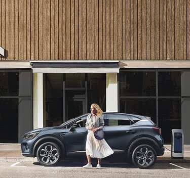 Renault Captur Plug-in-Hybrid