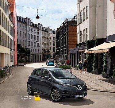 Renault ZOE - Elektromobilität für Deutschland