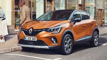 Der Renault Captur Intens