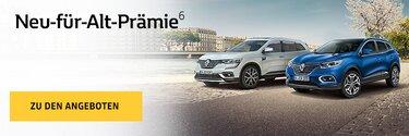 Renault Koleos und Kadjar