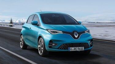 Der Renault ZOE im Überblick