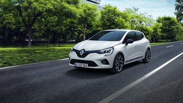 Renault Clio Plug-In Hybrid