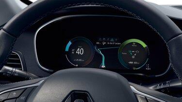 Renault Mégane Grandtour E-TECH Plug-In Hybrid - Autobahn und Stauassistent