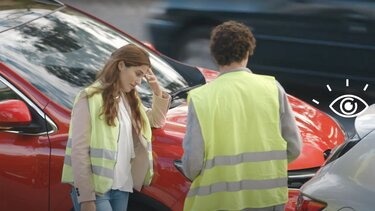 Renault Service Ratschlaege - Was Sie bei einem Unfall beachten sollten