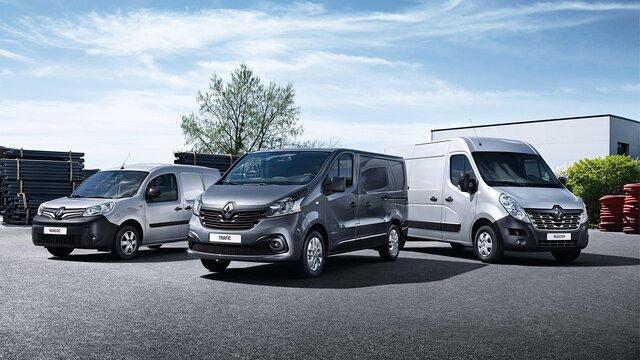 Renault Fleet Services