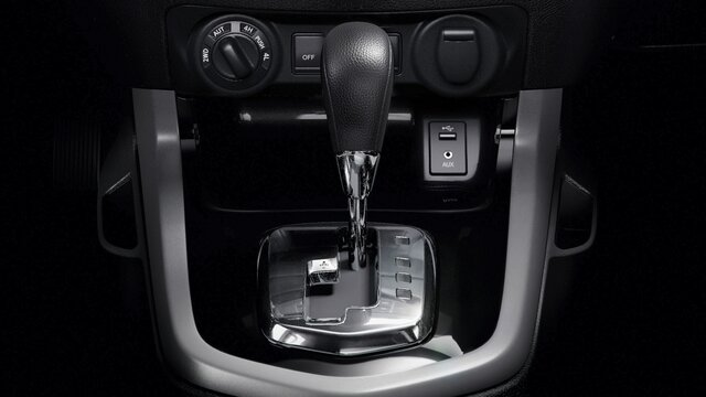 7-Gang-Automatikgetriebe