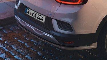 Der neue Renault ARKANA - Stoßfängerschürzen