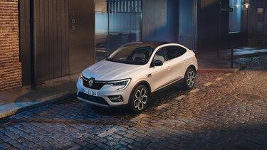 Arkana E-TECH hybride - SUV hybride Renault