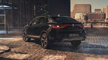 Arkana SUV - Außendesign Heckansicht - Renault