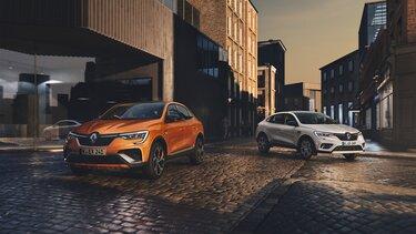 Renault ARKANA Coupé