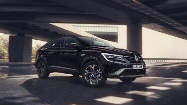 Arkana Crossover - Außendesign Seitenansicht - Renault