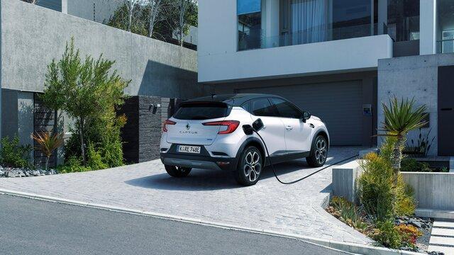 Plug-in Hybrid Renault CAPTUR
