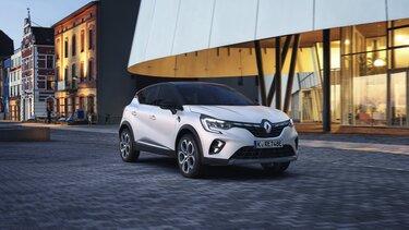 Der Renault CAPTUR Plug-In Hybrid