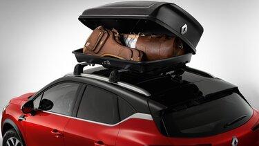 Renault Captur Dachbox