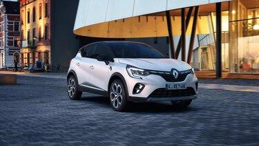 Der Renault Captur Plug-in Hybrid - wiederaufladbarer Hybrid