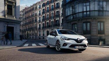 Der Renault Clio Hybrid BUSINESS Edition