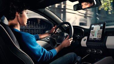 Renault CLIO E-TECH Hybrid - EASY LINK System