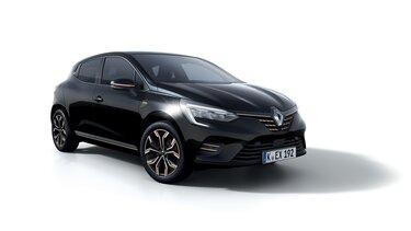 Renault Clio Sondermodell Lutecia Frontpartie