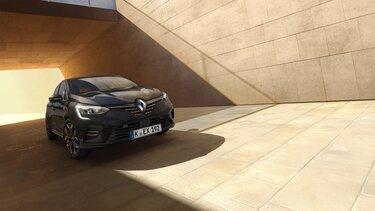 Renault Clio Sondermodell Lutecia