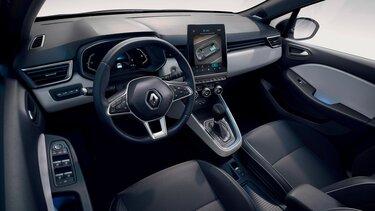 Renault Clio E-Tech Hybrid Cockpit