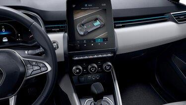 Renault Clio Hybrid Cockpit