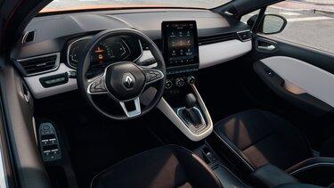 CLIO Stadtauto Innenraum