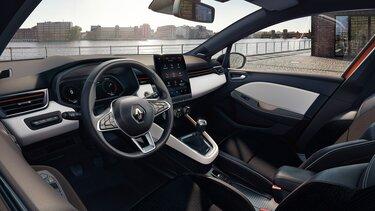 Renault Clio Stadtauto Innenraum
