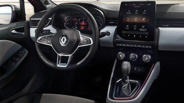 Renault Clio Innenraum Touchscreen-Bildschirm