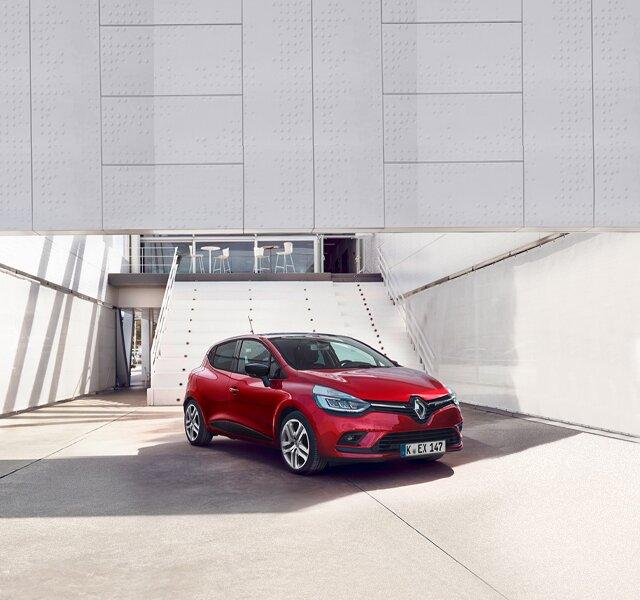 CLIO Außendesign