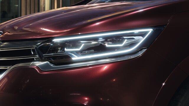 Renault ESPACE LED-Signatur