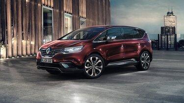 Der neue Renault Espace– großer Crossover– Außendesign