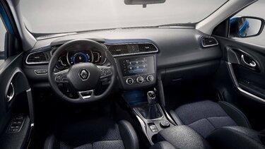 Innenaufnahme Cockpit Renault Kadjar