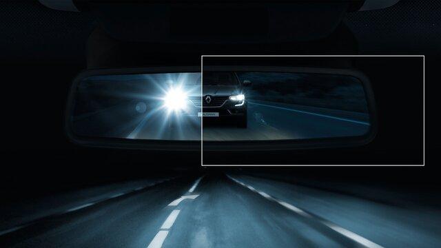 Innovative Sicherheitssysteme im Renault Talisman Grandtour -  Visio-System