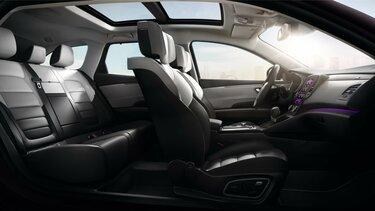 Die Komfortsitze im Renault Talisman Grandtour