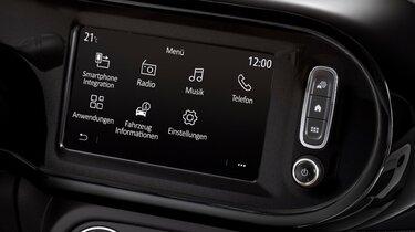 Renault Online-Multimediasystem EASY LINK