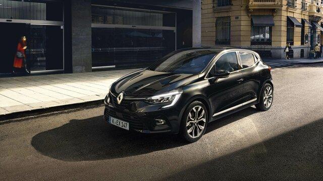 Renault CLIO in der Stadt