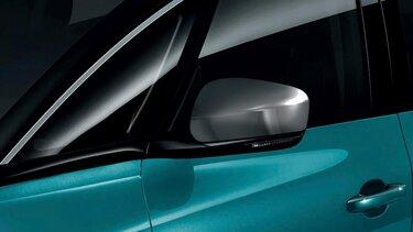 Renault Grand Scénic Außenspiegel verchromt