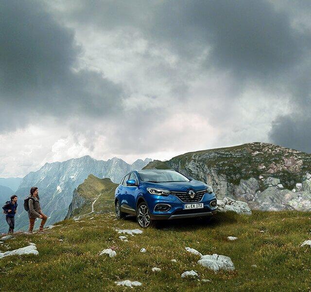 Renault KADJAR Außendesign