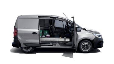 Der neue Renault Kangoo Rapid - Open Sesame