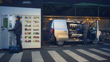 Der neue Kangoo Rapid - Kühlausbauten
