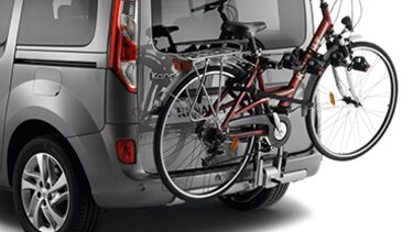 Renault Kangoo E-Tech Fahrradträger