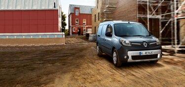 Renault Kangoo E-Tech Front