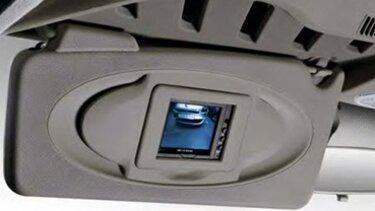 Renault Kangoo E-Tech Rückfahrkamera