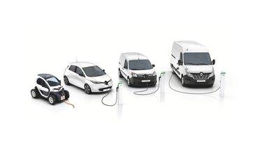 Renault elektrische Transporter