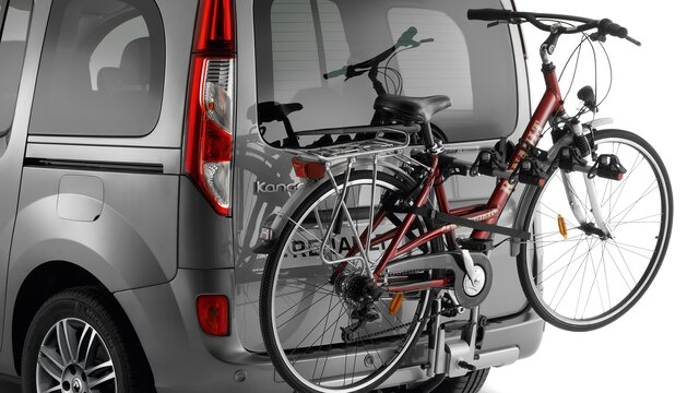 Renault Kangoo Fahrradträger für die Anhängerkupplung