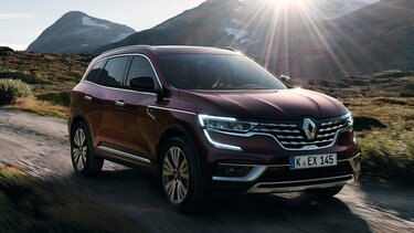Renault Koleos Frontpartie