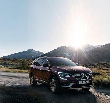 Der neue Renault KOLEOS Kraft und Charisma