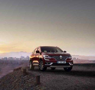 Renault KOLEOS Familien-SUV mit Allradantrieb