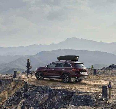 Renault KOLEOS Familien-Crossover mit Allradantrieb